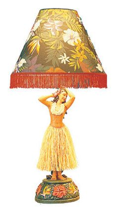 Lamp upholstery inspiration!