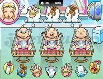 Joaca si tu aceste jocuri noi cu bebelusi 2014. Este un joc cu babysitter unde tu va trebui sa ai grija de acesti fragalasi tripleti. Nu est... Barbie Games, Peanuts Comics, Barbie Party Games
