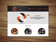 Rounded Bold Studio Web #responsive #webdesign #design