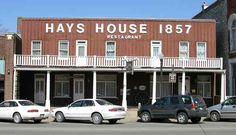 Hays House, Council Grove KS