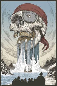 The Goonies by Randy Ortiz