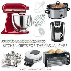 Kitchen gift ideas f