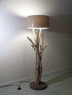 Luminaire - lampe sur pied (de Arve Création)