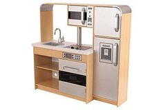 Ultimate Chef's Kitchen  KidKraft/Imagine That - Ultimate Chef's Kitchen 285 Retail, 235 Our Price