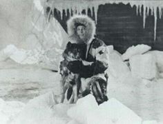 Rudolph Valentino in a scene from Uncharted Seas (lost film), 1921.