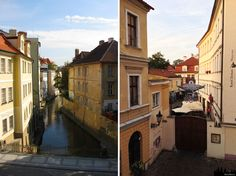 Praha, Kampa | ArchiTrav