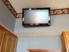 Kitchen Flat Screen Mount www.sjpnetwork.com
