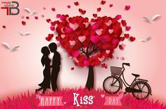 Its Kiss day! What're you gifting your partner today?  Browse: http://ow.ly/XYnDj