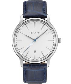 On Sale €78 | #Gant #Watches Gant Stanford – GT020001 | #Silver  GANT WATCHES Mineral Glass: The glass is cured and protects against bumps and minor scratches. Clockwork: A quartz movement is powered by a battery and has an accuracy of 10 to 20 sec / month. Waterproof: 5 ATM / 50 Meters: Handles rain and water splash. The measured value is not relate to a depth  Brands Vice