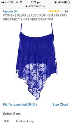 Hold Back The River, T Shirt Vest, Medium Long, Floral Lace, Ballet Skirt, Crop Tops, Skirts, Outfits, Clothes