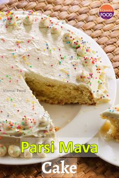 Eggless Desserts, Eggless Recipes, Eggless Baking, Homemade Cake Recipes, Fun Baking Recipes, Sweets Recipes, Snack Recipes, Snacks, Eggless Cake Recipe Video