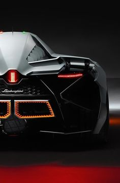 The Lamborghini Egoista. Click on the pic, signup to carhoots and automatically enter our Super car driving experience giveaway! ;)