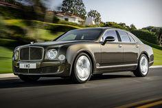 Bentley Mulsanne Speed Luxury Limousine