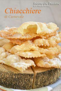 Best Italian Recipes, Favorite Recipes, Churros, Snack Recipes, Snacks, Lemon Desserts, Frappe, Beignets, Original Recipe