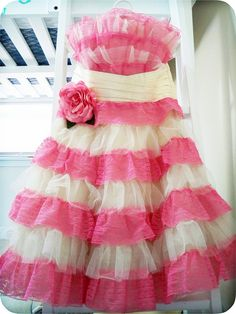 Betsey Johnson Ramblin' Rose reception dress