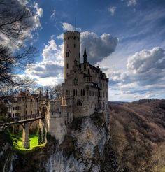 marty-says: Castle Lichtenstein Germany http://ift.tt/1NJEoyf
