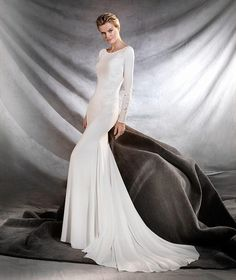 Check out this elegant, classic style available at Spotlight Formal Wear! #SpotlightBridal