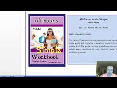 IEB 2016 Afrikaans Past Paper - YouTube