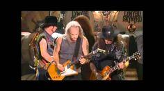 Lynyrd Skynyrd (live) ~ Simple Man ~ Vicious Cycle Tour 2005 with lyrics...