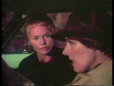 Tuesday Weld and Joan Hackett. Reflections of Murder. 1974.