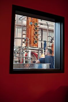 Smooth Ambler Spirits - Room with A View - Tours & Tastings