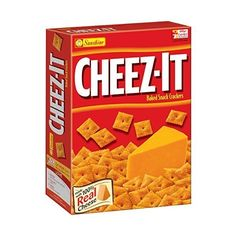 Sunshine Cheez-It Original Baked Snack Crackers, 12.4 Ounce ($5.99) ❤ liked on Polyvore featuring food, filler and food and drink