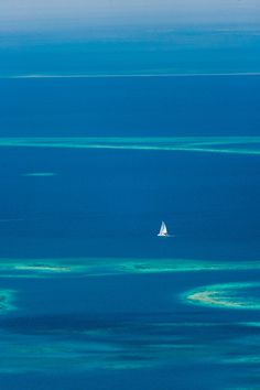 Sailing in Paradise (by Tony Rath) / into the blue(  Its time to bring this ship to shore .. and throw away the oars )
