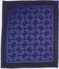 "A Test:  Is this a ""Modern Quilt"" ??   No, it was made 80+ yrs ago.  Maple Leaf, 1930. Holmes Co, OH"