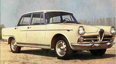 1962 FNM-Alfa Romeo JK 2000
