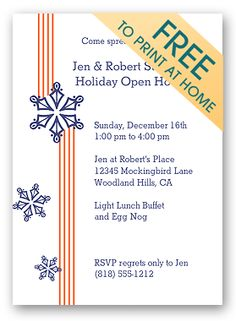 Free Christmas Party Templates Invitations Brilliant Printable Red & Green Striped Christmas Party Invitation Template .