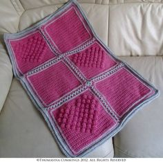 All my Heart Blanket by UniqueEarthling (Thomasina Cummings Designs)