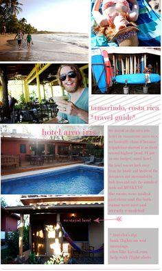 Taramindo Costa Rica travel ideas