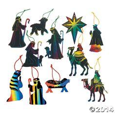Magic+Color+Scratch+Nativity+Ornament+Set+-+OrientalTrading.com