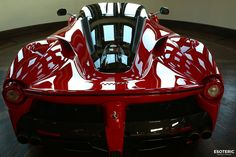 LaFerrari detailed by ESOTERIC; coated with KAMIKAZE!