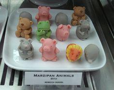Marzipan Animals | marzipan animals | Flickr - Photo Sharing!
