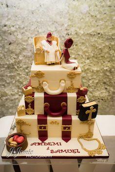 Swoon over the #MeetTheImhogzys Vibrant Traditional Engagement   BellaNaija Weddings