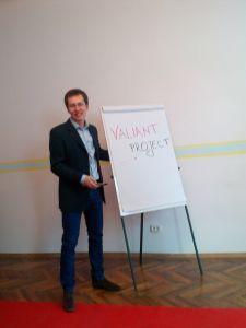 Emil Vadana, trainer Valiant Development
