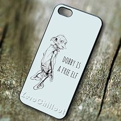 Harry Potter Deathly hallows Dobby - tr3 for Iphone 6 and Iphone 6s Case. PRICE WON'T LIE, Our case price is representing the quality, don't compare our case with another low quality case that have a very cheap price.We have the BEST QUALITY HANDMADE CASES with clear image print in affordable price.Easy access to all ports, control sensors easily, and very comfortable to carry. Available Materials are PLASTIC and RUBBER ... Available Colors are BLACK and WHITE. Made and Ship from…