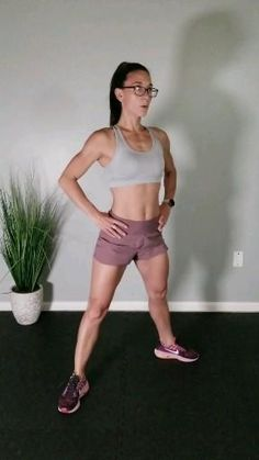 Fitness Workouts, Gym Workout Videos, Gym Workout For Beginners, Fitness Workout For Women, Butt Workout, Belly Fat Workout, Workout To Slim Thighs, Workouts For Inner Thighs, Toning Butt And Thighs