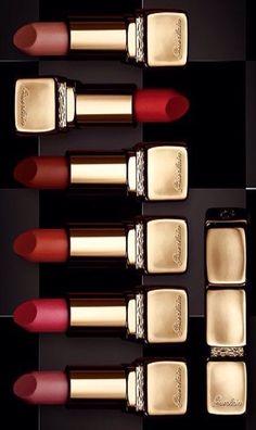 Guerlain Lipstcks - #Luxurydotcom