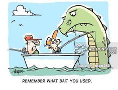 annoyed sea monster cartoon - Sök på Google