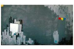 """Taksim""  130x160cm oil on canvas"