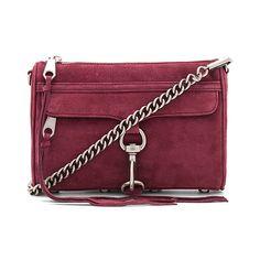 8f2a0ce95c60 Rebecca Minkoff Mini Mac (11.255 RUB) ❤ liked on Polyvore featuring bags