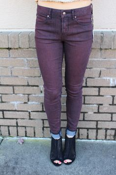 AOS Red Eye Skinny Jeans