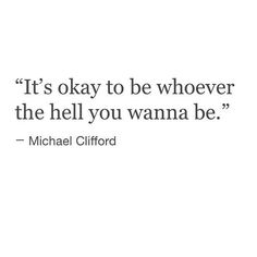 Thanks Mikey 😘 5sos Quotes, Lyric Quotes, True Quotes, Words Quotes, Motivational Quotes, Inspirational Quotes, Sayings, 5sos Memes, 1d And 5sos