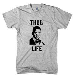 5fa18e8dc36fec Thug Life Shirt Fresh Prince of Bel-Air Carlton Shirt (XL) i need