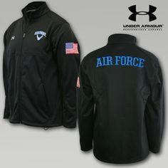 Under Armour Air Force Fleece Jacket