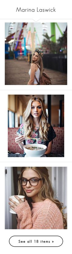 """Marina Laswick"" by styles-love-11 ❤ liked on Polyvore"