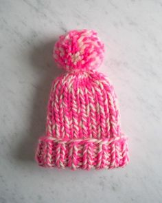 Snow Day Hat, Purl Soho.