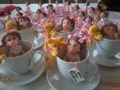 Lembrancinhas Chá bebê para padrinhos e avós.